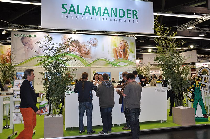 Why should I choose Salamander? 1