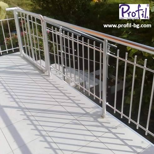 Aluminium railing systems 8