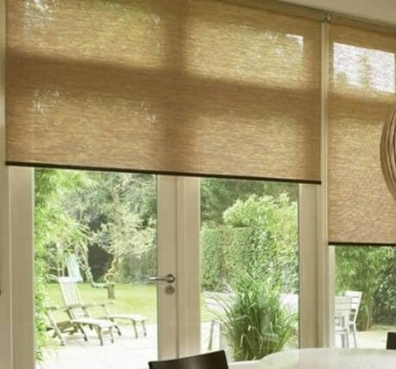 Roller blinds - fabric 8