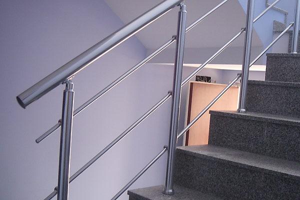 Aluminium railing systems 2