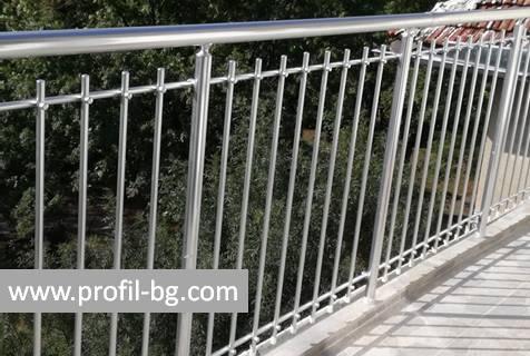 Aluminium railing systems 3
