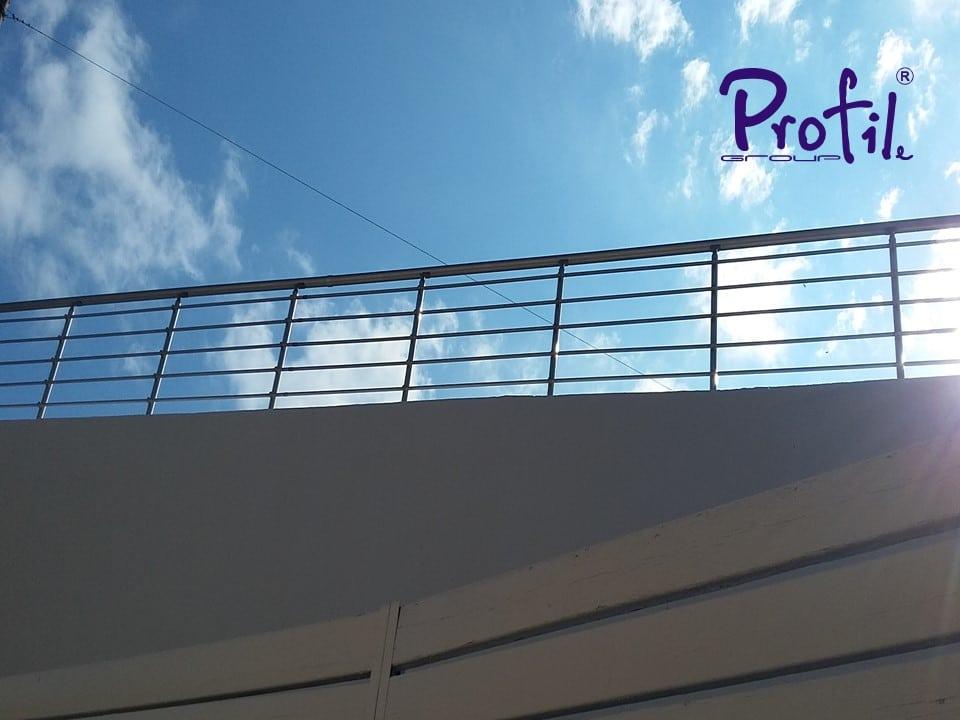 Aluminium railing systems 7