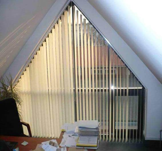 Vertical blinds 8