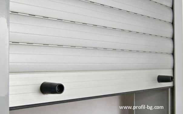 External roller blinds 6