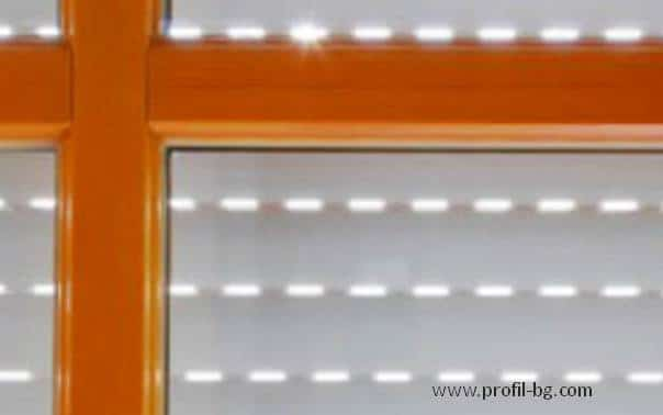 External roller blinds 7