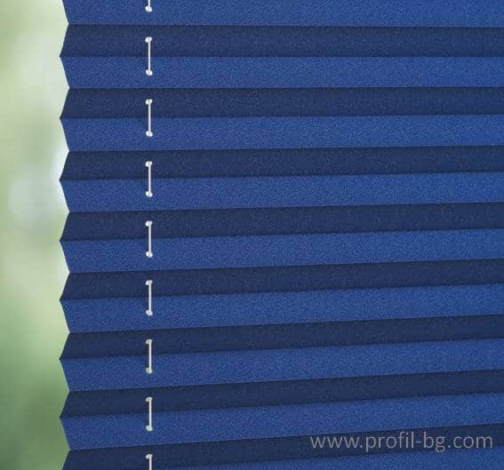 Plisse blinds 9