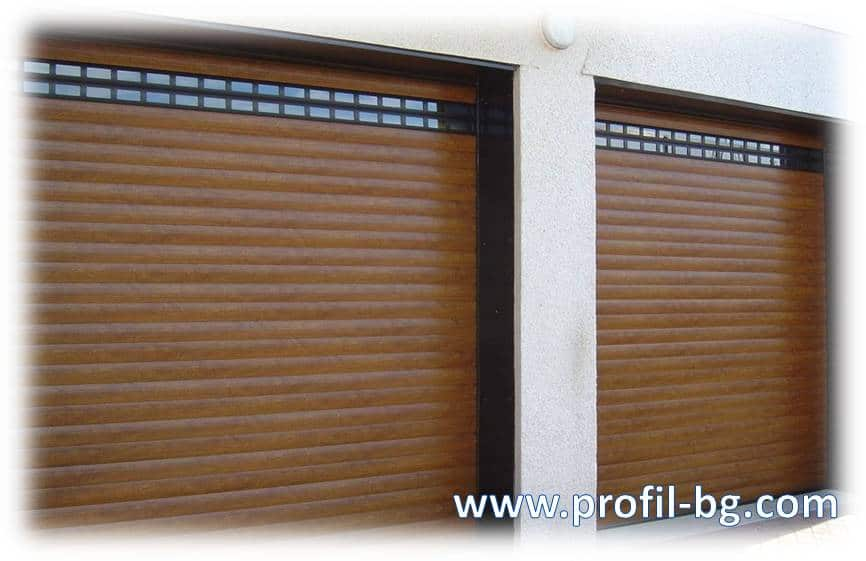 Steel roller garage doors 3