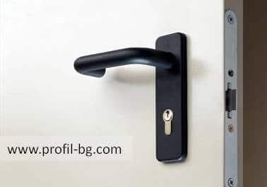Метални врати за обща употреба 4