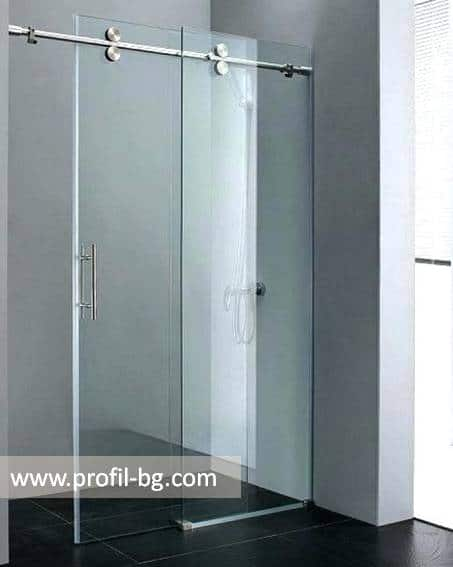 Glass shower cabin and glass shower enclosure 31