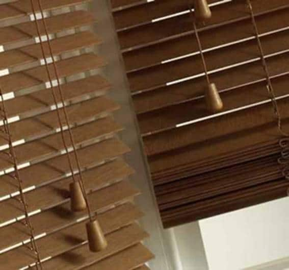 Wooden blinds 5