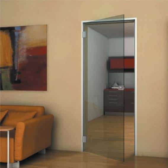 Glass doors and partitions 3