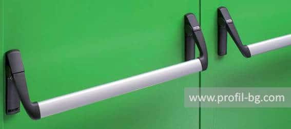 Метални врати за обща употреба 6