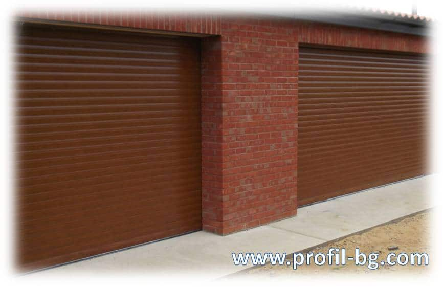 Steel roller garage doors 4