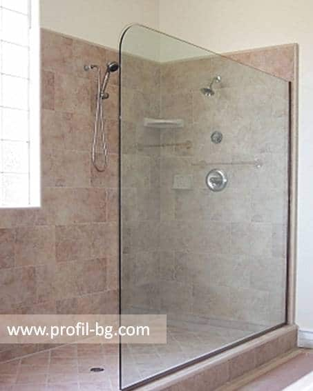 Glass shower cabin and glass shower enclosure 38