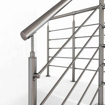 Stainless steel railings 2