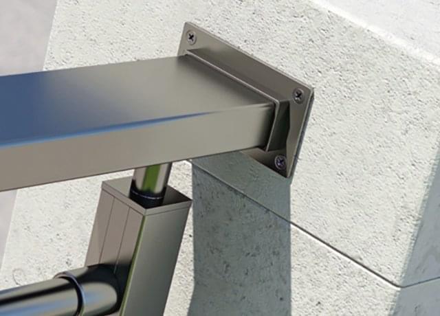 Aluminium railing systems 15