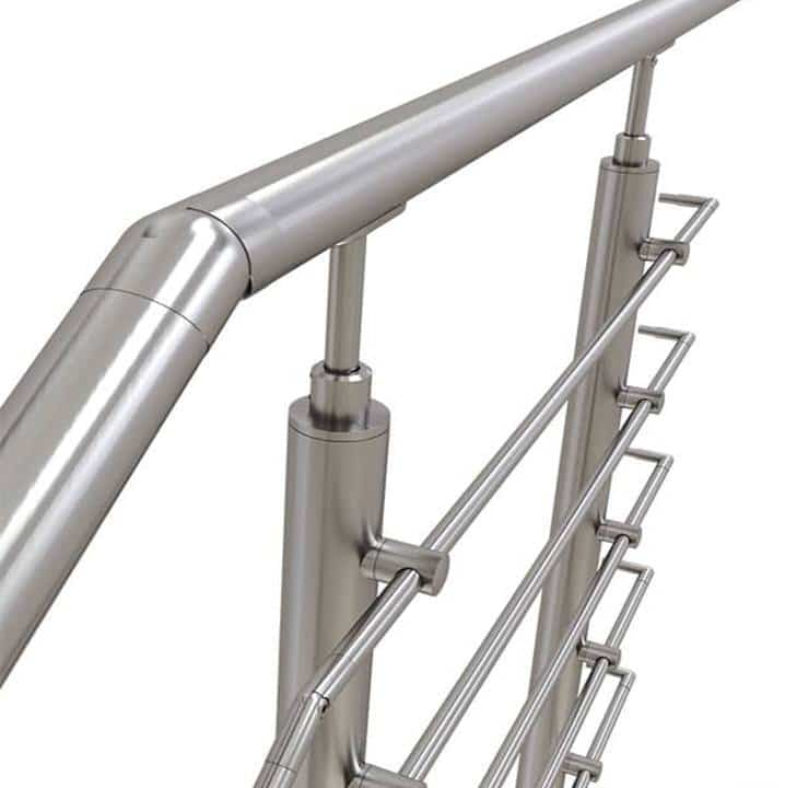 Stainless steel railings 3