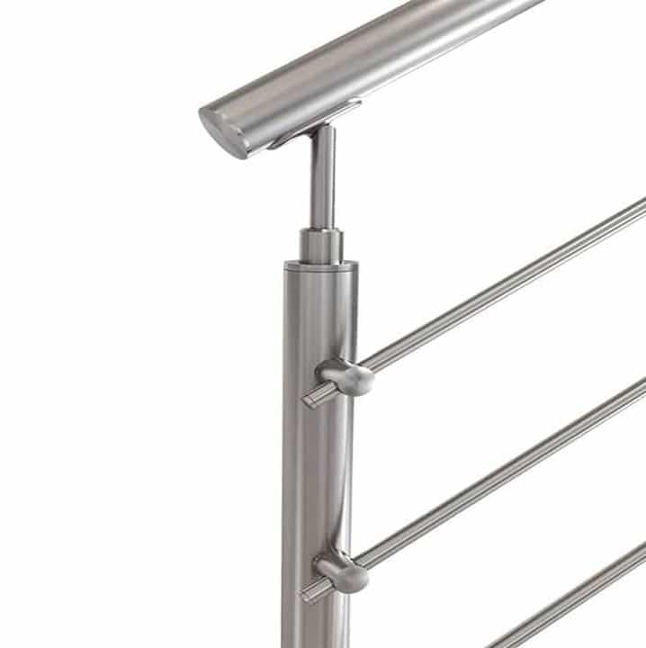 Stainless steel railings 4