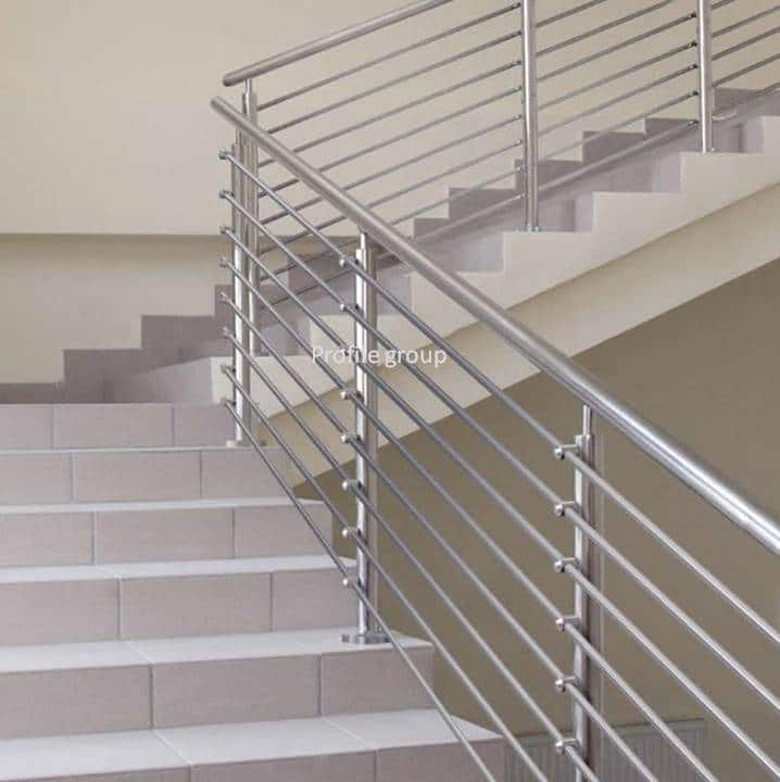 Stainless steel railings 9