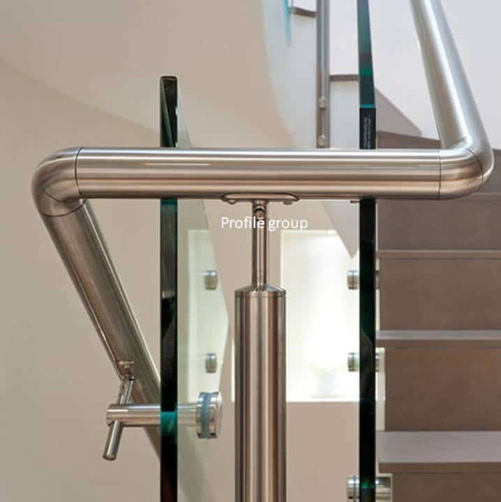 Stainless steel railings 6