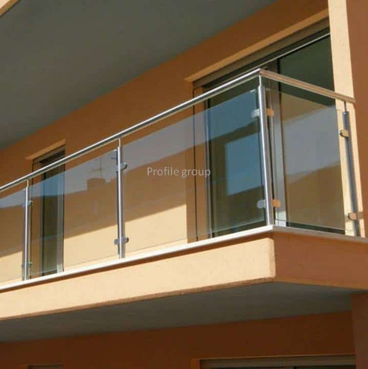 Stainless steel railings 8