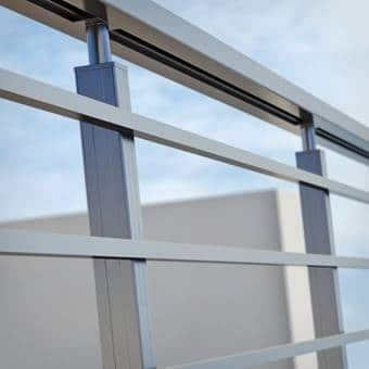 Aluminium railing systems 5