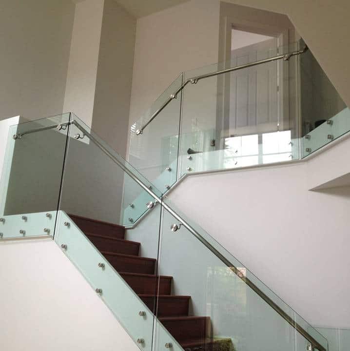 Glass railings & balustrades 3