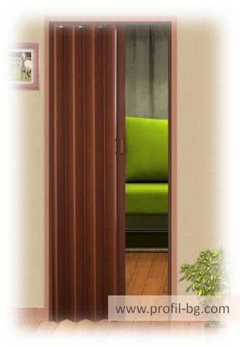 Harmonica folding doors - PVC 2