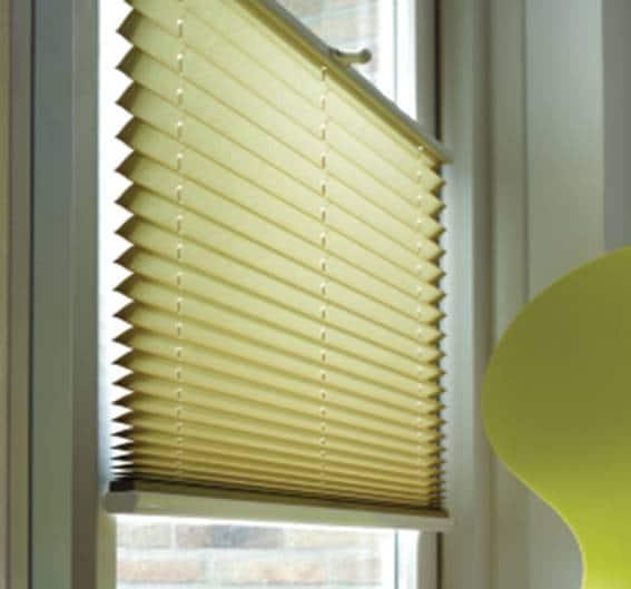 Plisse blinds 3