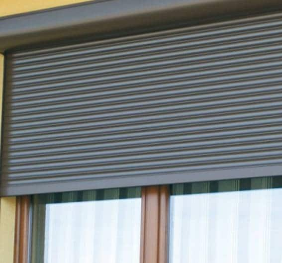 External roller blinds 13