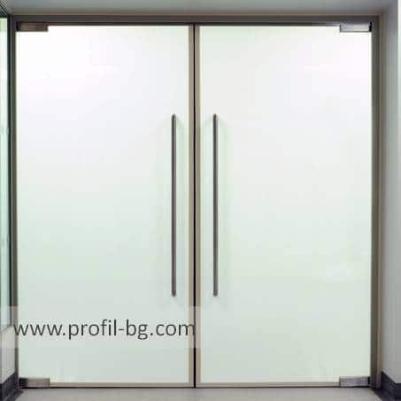Glass doors and partitions 22