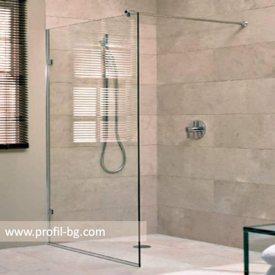 Glass shower cabin and glass shower enclosure 32