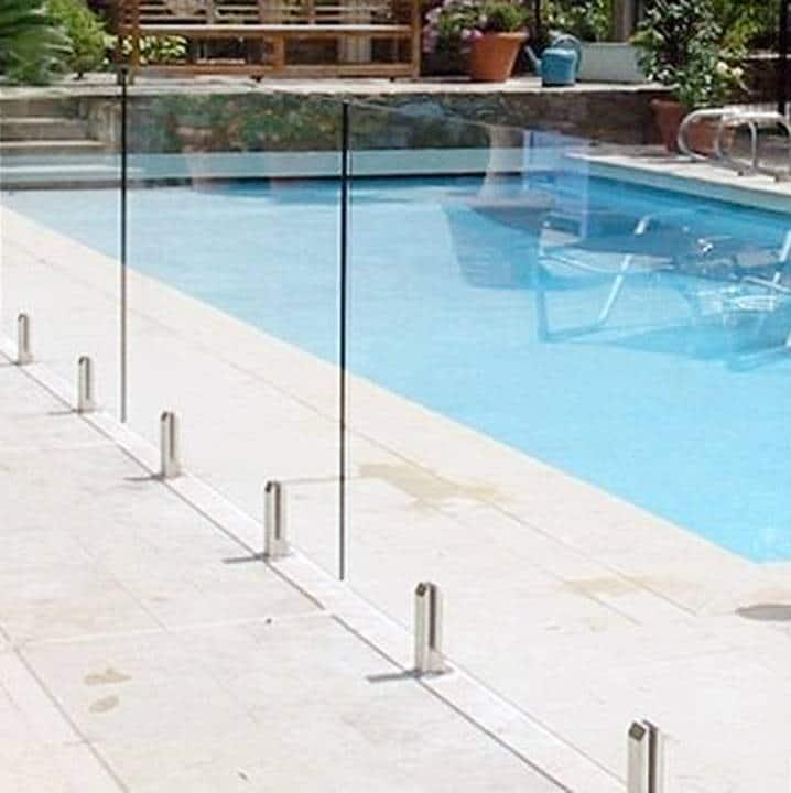 Glass railings & balustrades 10