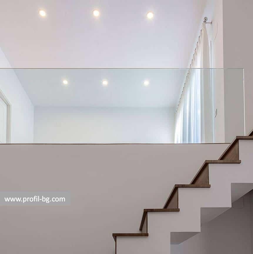 Glass railings & balustrades 26