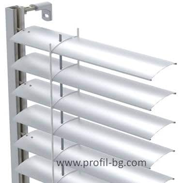 Exterior venetian horizontal blinds 6