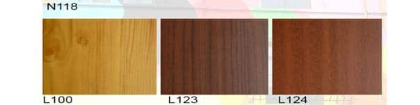 Harmonica folding doors - PVC 5