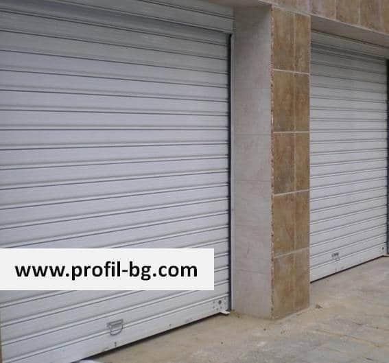 Steel roller garage doors 23