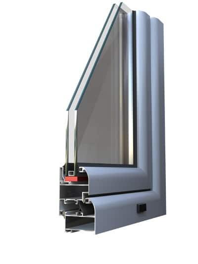 Aluminium windows & doors 1