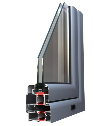 Aluminium windows & doors 3