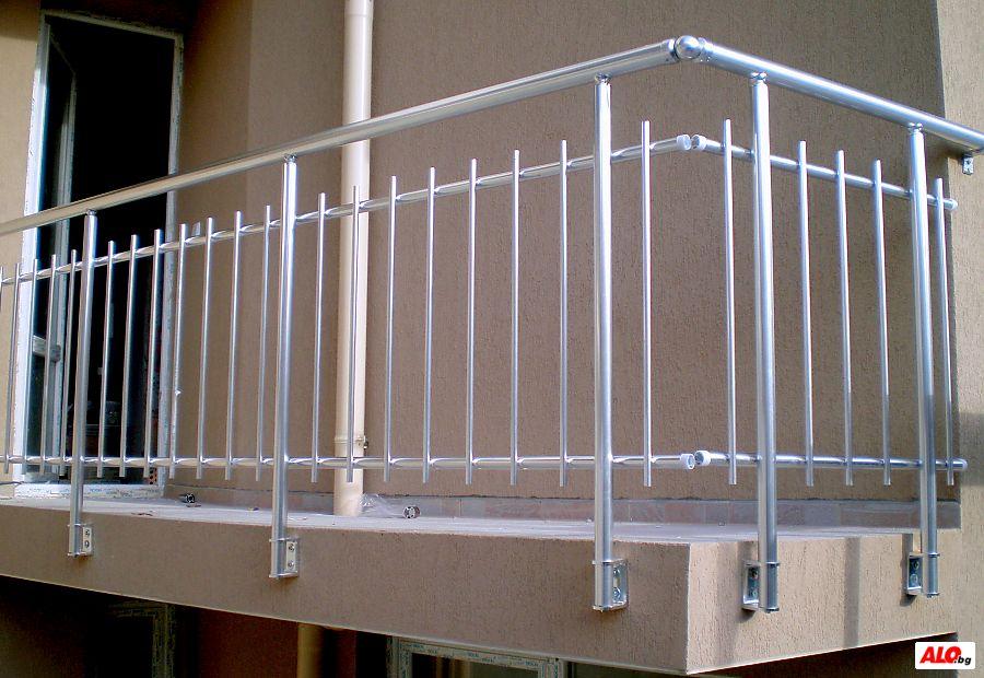 Aluminium railing systems 11