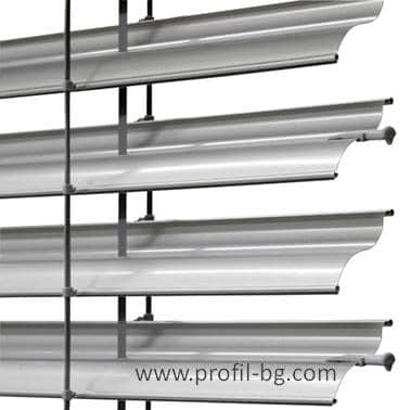 Exterior venetian horizontal blinds 9