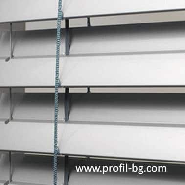 Exterior venetian horizontal blinds 11