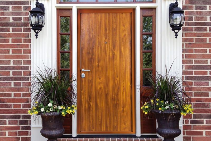 Security front doors 2