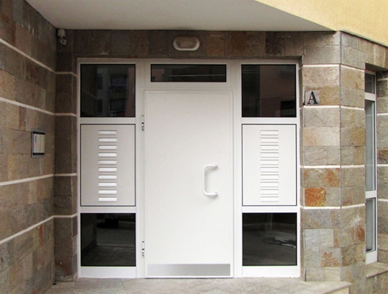 Residential entrance doors 2