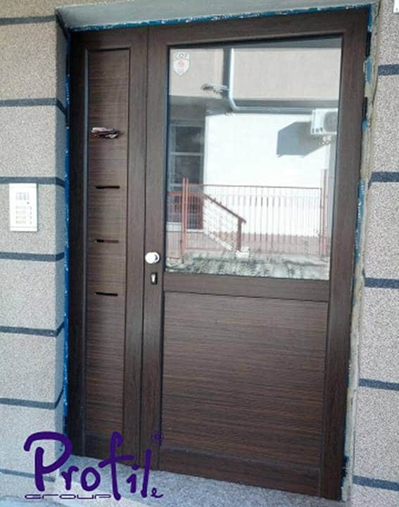 Residential entrance doors 8