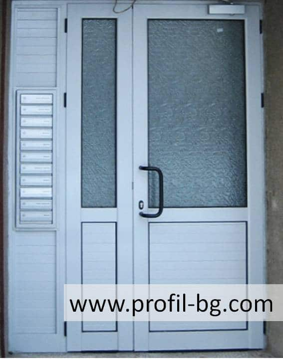 Residential entrance doors 9