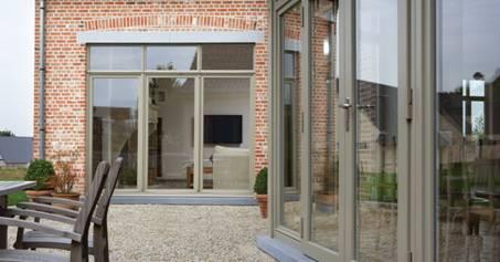 Aluminium windows & doors 7
