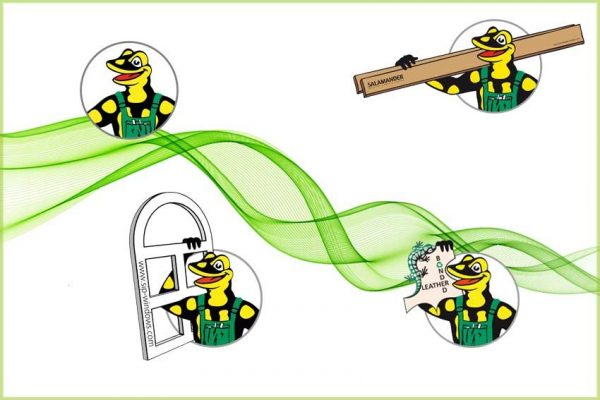 Salamander - PVC windows and doors 2