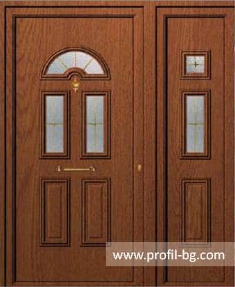 Entrance doors - PVC & aluminium 30