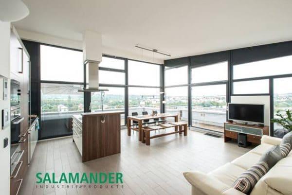 Salamander - PVC windows and doors 4